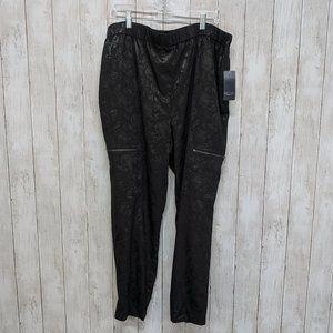 Rachel Roy Black Amalia Pants